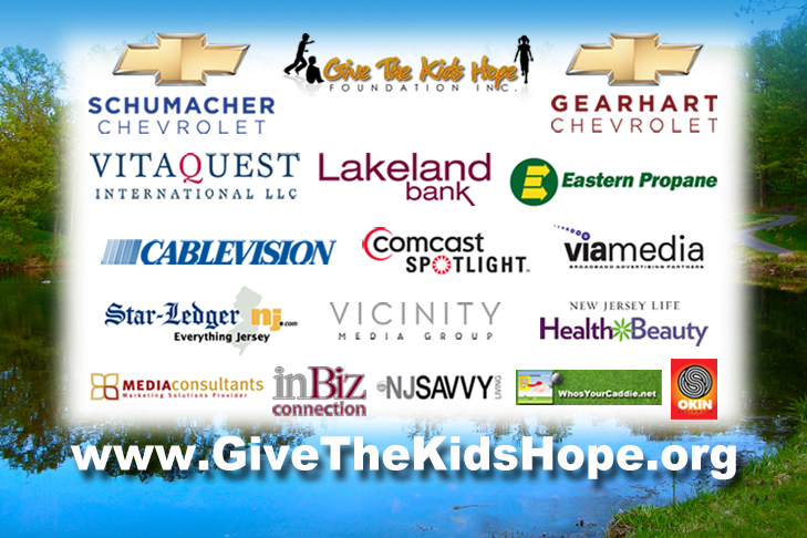 Outing Sponsors Give The Kids Hope