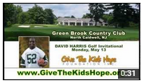David Harris Golf Invitational -May 13, 2013 at Green Brook Country Club